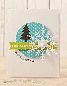 SSS snowflake & tree