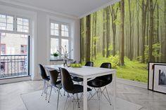 Hey,+look+at+this+wallpaper+from+Rebel+Walls,+Deciduous+Forest!+#rebelwalls+#wallpaper+#wallmurals