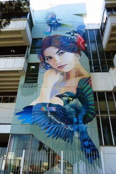 Buenos Aires, Argentina | Artist: @martinronmural - [Embedded image]
