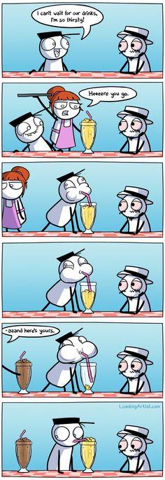 Everyone Makes Milkshakes