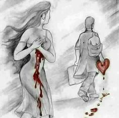 One day I understood that silence says more than a thousand words...that you must not run after a person who walks away from you...and the person you love wish them all the love & happiness in the world even if it's not with you.... ❤️