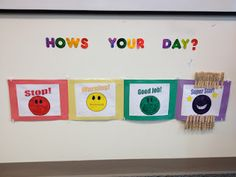 Behavior Clip chart- like the horizontal orientation so they can reach it!