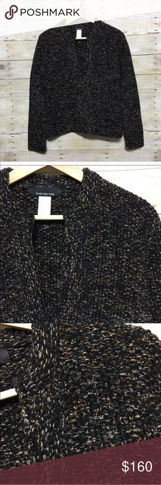 Gorgeous Jones New York Boucle knit blazer, sz. L Gorgeous Jones New York Boucle knit blazer with metallic tweed accent thread, sz. L. Gently used. Bundle discounts available! Sorry no trades 😊 Like what you see? Please check out all my listings and follow me! Instagram: dejavuapparel Pinterest: dejavuapparel  Twitter: _dejavuapparel KMP3 Jones New York Jackets & Coats Blazers