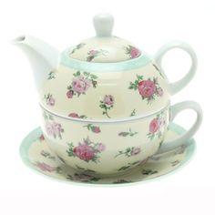 Melissa Rose Tea For One