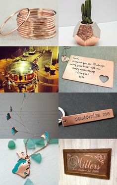 Copper by TheVintageCinderella on Etsy--Pinned with TreasuryPin.com