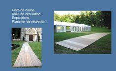 LOCATION PISTE DE DANSE