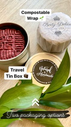 Two options for our shampoo bar packaging ! Wrapped or in a tin box Eco Eco, Travel Items, Minimalist Lifestyle, Minimalist Bathroom, Shampoo Bar, Tin Boxes, Natural Hair Care, Travel Essentials, Soaps