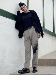 Harpers Bazaar Men Thailand: Clément Chabernaud Brings Designer Fashions to the Beach