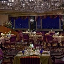 Colorado's Only 5-Star, 5-Diamond Restaurant – The Penrose Room