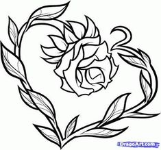 cute love pictures to draw for your boyfriend - Google Search Love Drawings For Him, Cool Heart Drawings, Cute Drawings Of Love, Easy Drawings For Beginners, Easy Drawings For Kids, Heart Coloring Pages, Cute Coloring Pages, Love Pictures, Pictures To Draw
