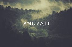 """Have a look at this futuristic font called """"Anurati"""". It looks amazing, it's got a sci-fi touch and works great for high tech logo designs and brands. The font comes with uppercase letters only and with…"""
