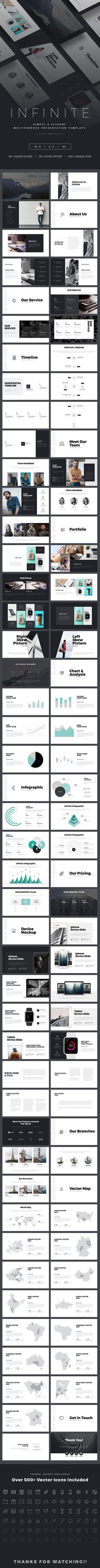 Infinite Powerpoint - PowerPoint Presentation Templates