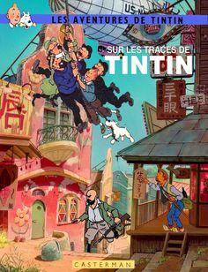Sur les traces de de Tintin