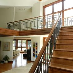 Philadelphia Staircase Photos Railing Design, Pictures, Remodel, Decor and Ideas - page 11