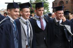 2014 graduations - Monday 14 July, morning