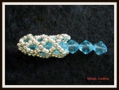 Beaded Bead Tubular Netted Rope with Beaded Core HOW TO Namaste