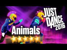 Just Dance 2016 - Animals - 5 stars - YouTube