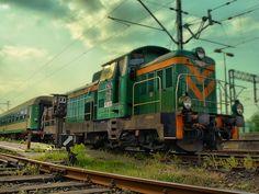 the train by dybcio