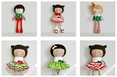 ... has been scheduled for this Sunday 13th October 8pm (AEST) - countdown timer here. You've already seen the My Teeny-Tiny Dolls® Ryan, Belle and Gracie, as well as the Christmas Babydoll Dresses...