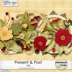 Present and Past Kit by PrelestnayaP Design