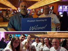 Rob with Dave Colson & Genco Marketplace crew - Sponsor for Meetup March March, Facebook, Group, Mac