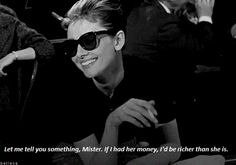 #audrey #money #luvit