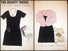 Style Inspirations: The Little Black Dress - The Beauty Thesis