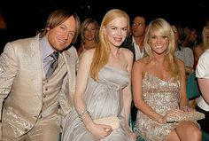 Keith Urban, Nicole Kidman, & Carrie Underwood