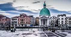 Early morning in front of Venice train station by Joanne  on 500px