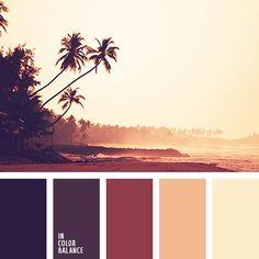 Цветовая палитра №3280