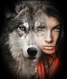 Ideas for tattoo wolf girl la loba Wolf Tattoos, Girl Tattoos, Wolf Totem, Wolves And Women, Wolf Stuff, Wolf Pictures, Wolf Girl, My Spirit Animal, Trendy Tattoos