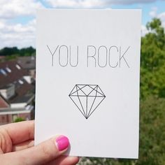 You rock, kaartje te koop in de webshop!