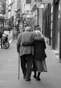 Need i say more about the love of a husband and wife......hope to be like them forever...