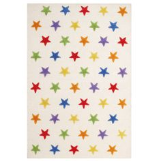Rainbow Star Rug - Rugs - Special Offers - gltc.co.uk