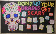 Halloween study tip board. 15 tips on how to do better on tests and quizzes. Resident advisor / resident assistant / RA bulletin board Halloween study tip board. 15 tips on how to do better on tests and quizzes. October Bulletin Boards, College Bulletin Boards, Halloween Bulletin Boards, Birthday Bulletin Boards, Preschool Bulletin Boards, Classroom Bulletin Boards, Ra Bulletins, Resident Assistant, Study Tips