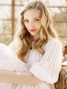 amanda seyfried, think she is an up and coming actress