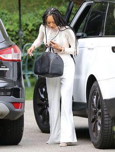 Melanie B..... - Celebrity Fashion Trends