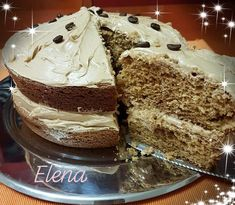 Coffee cake!! Coffee Cake, Cake Pops, Sweet Recipes, Cooking Recipes, Sweets, Eat, Desserts, Food, Cakes