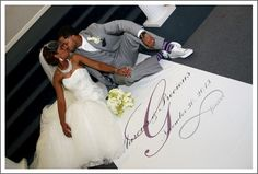 Wedding Aisle Runners - affordable, personalized real fabric runners