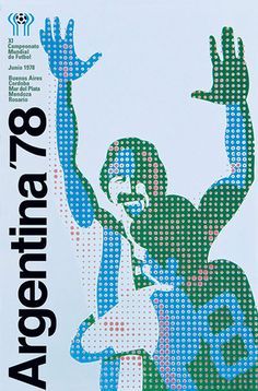 World Cup 1978 (Argentina) by coach_rtg, via Flickr