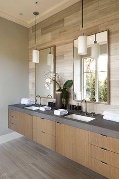 Homepage -coming soon - Woodlane Properties Bathroom Interior, Modern Bathroom, Bathroom Remodeling, Interior Design And Real Estate, Cabin Bathrooms, Master Bathrooms, Modern Mountain Home, Mountain Homes, Apple Home