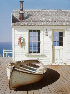 Åh, ljuvliga sommar, saltstänkt och solvarm fångad i den härligaste marina surf-and turfkänslan. För visst är det lätt att inspireras av den svalt rustika New Englandstilen när sommaren är i antågan.