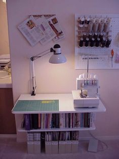 [Sew Organized: Storage Solutions for Sewing and Crafts] - From ORGANIZED HOME