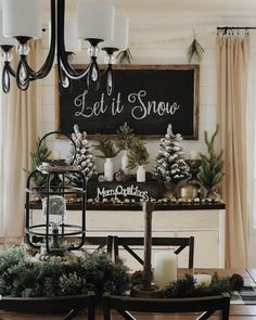 60 Rustic Christmas Decorations whose Natural & Rugged Beauty will make your Hea. - 60 Rustic Christmas Decorations whose Natural & Rugged Beauty will make your Heart Skip a Beat – -