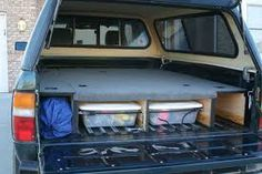 1000 Images About Truck Camper Shell Ideas On Pinterest