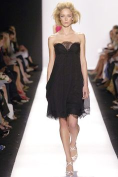 Oscar de la Renta Spring 2007 Ready-to-Wear Fashion Show - Raquel Zimmermann
