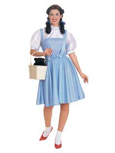 Costume Magicien d'Oz Costume Dorothy magicien d'Oz