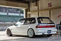 TEMPLE RACING Honda EF9
