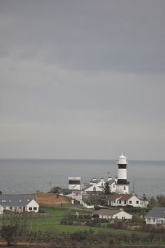 Shrove Lighthouse, Inishowen Peninsula, Co. Donegal, Ireland by Fergal of Claddagh, via Flickr