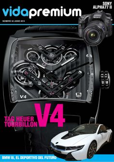 Revista Vidapremium de Junio de 2014 con información sobre: Hamilton Khaki X-Wind Edición Limitada, Victorinox Dive Master 500, Blancpain Villaret Calendario Perpetuo, Hublot Big Bang Unico Biretrogrado, Bell & Ross BR-03-94 Carbon Orange, Milus Tiron TriRetrograde, Breitling for Bentley 6.75 Midnight Carbon, Girard-Perregaux Sea Hawh, Tag Heuer V4 Tourbillon, BMW i8, Volkswagen Golf Sportsvan, Mini Countryman, Nissan X-Trail, Citroën DS5 BlueHDi 180, Lancia Voyager S, SEAT León EcoMotive...